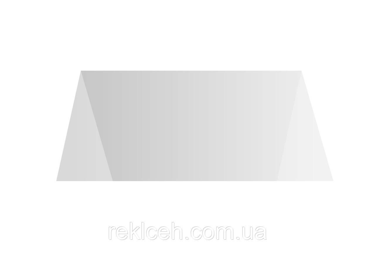 Подставка прозрачная ПВХ