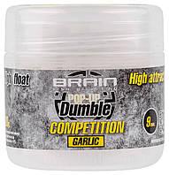 Бойлы Brain Dumble Pop-Up Competition Garlic 9 mm 20 g