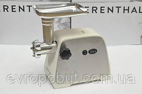 Мясорубка Herenthal HT-EMG 9 White 1200
