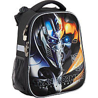 Рюкзак Kite школьный каркасный Transformers