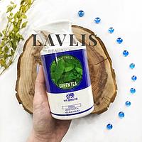 Пенка-крем очищающий для проблемной кожи с экстрактом зеленого чая Holika Holika Daily Fresh Green Tea Cleansing Cream