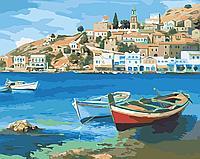 Картина по номерам 40х50 ART STORY -Лето на море