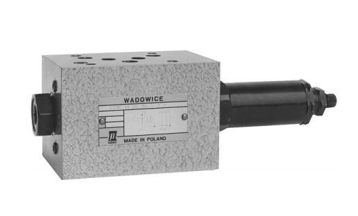 Редукционный клапан UZRC10X Ponar