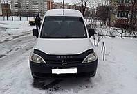 Дефлектор капота (мухобойка) Opel Combo B 1994-2001