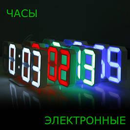 Часы настенные электронные (LED)