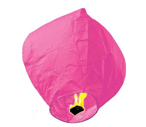 Небесные фонари Купол розовый