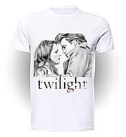 Футболка GeekLand Сумерки Twilight Bella and Edward TW.01.002
