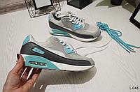 Кроссовки Nike Air Max найк аир макс, спортивная женская обувь
