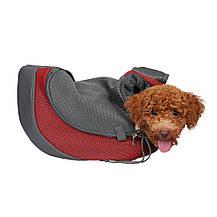 Сумка переноска для собак и кошек CISNO Pet Dog Cat Kitty Carry Carrier Outdoor Travel до 3 кг., фото 2