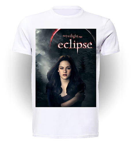 Футболка GeekLand Сумерки Twilight Bella Eclipse TW.01.006