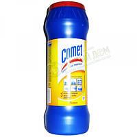 Чистящий порошок Comet Лимонная Свежесть двойной эффект универсальное  500 г