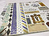 Папір для скрапбукінгу альбом 24+3 аркуші наклейок, фото 2