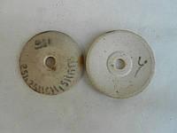 Круг шлифовальный керамический 25А тарелка 80х8х13 25 СМ