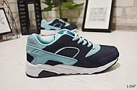 Кроссовки женские хуарач, очень удобные, спортивная обувь 36