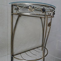 Столик пристенный консоль большая