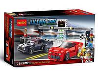 Конструктор DECOOL Speed Camaro Drag Race Гонки, 454 дет., 78115 (75874), 006756, фото 1