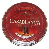 Воск для обуви Casablanca коричневый 40 мл