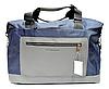 Интересная дорожная сумка синего цвета LLR-034553