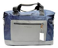 Интересная дорожная сумка синего цвета LLR-034553, фото 1