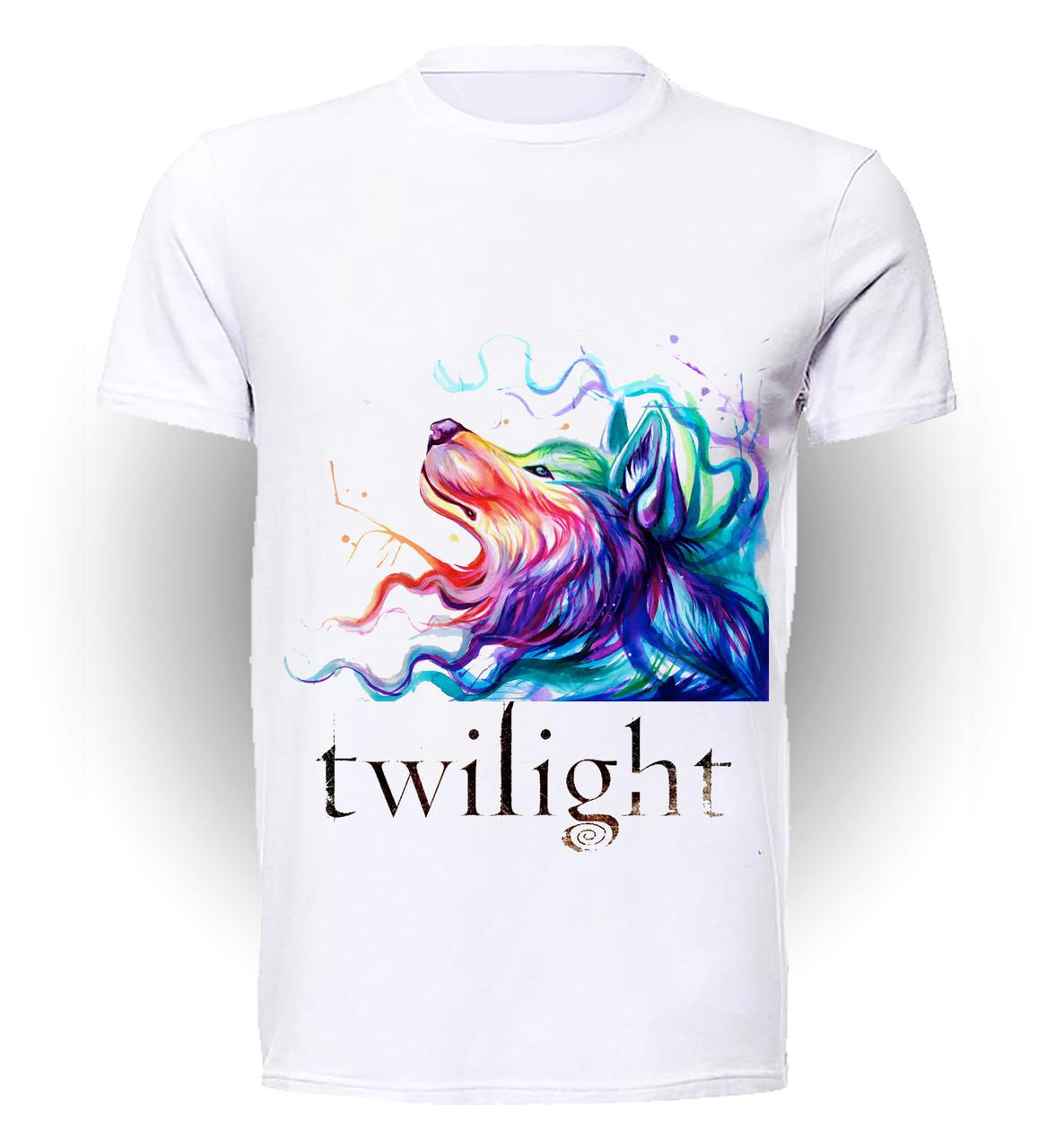 Футболка GeekLand Сумерки Twilight Wolf Proude TW.01.019