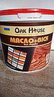 Масло воск  для обработки деревяной вагонки фальш-бруса блок-хауса  3 л.