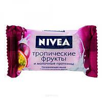 Увлажняющее мыло Nivea Тропические фрукты 90 г