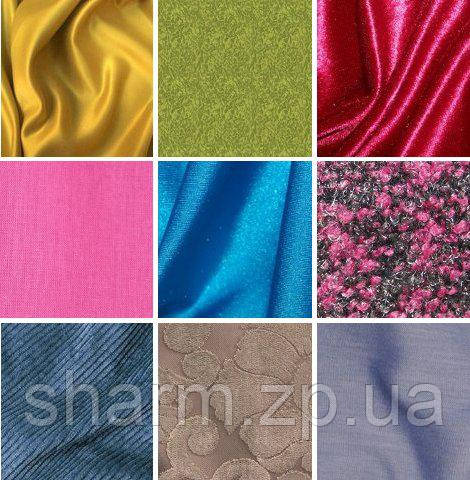 Типы тканей с которых мы шьем нашу одежду