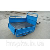 Прицеп Кентавр ПМ-0,6С (100×140 cм, колеса 5.00-12)