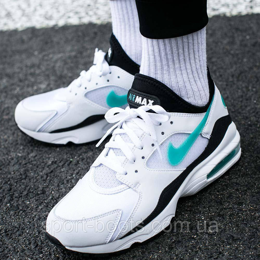af26cc9c Оригинальные мужские кроссовки Nike Air Max 93: продажа, цена в ...