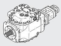 Гидронасос Linde с замкнутым контуром BPV 200