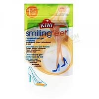 Невидимые гелевые подушечки под стопу Kiwi Счастливые ножки 1 пара