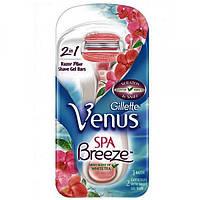 Бритва женская Gillette Venus Spa Breeze c 2 кассетами
