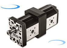 Шестеренный насос ELI2 тандем / Multiple Gear Pump ELI2