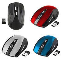 Беспроводная мышка 2,4 ГГц оптическая USB мышь для ПК