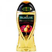 Гель для душа Palmolive Роскошь масел с маслом Макадамии  и экстрактом Пиона 250 мл