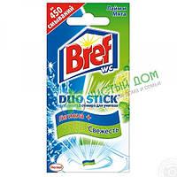 Чистящее средство для унитаза Bref Duo Stik Лайм и мята