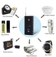 CC308 детектор жучков, линз, камер, сотовых телефонов, GPS трекеров…