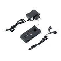 Детектор жучков - обнаружения скрытых видеокамер и аудио устройств