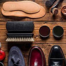 Наборы по уходу за обувью