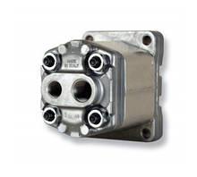 Зовнішні односпрямовані шестеренні насоси Marzocchi 1P KA / Marzocchi external single gear 1P KA pumps