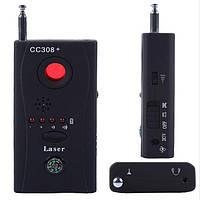 Портативный детектор - обнаружитель проводных и беспроводных скрытых камер видеонаблюдения, жучков