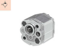 Зовнішні односпрямовані шестеренні насоси Marzocchi K 1P G / Marzocchi external single gear K 1P G pumps