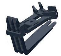 Крепление для кабеля на кровле DEVIclip Guardhook  (20/10/30 шт.)