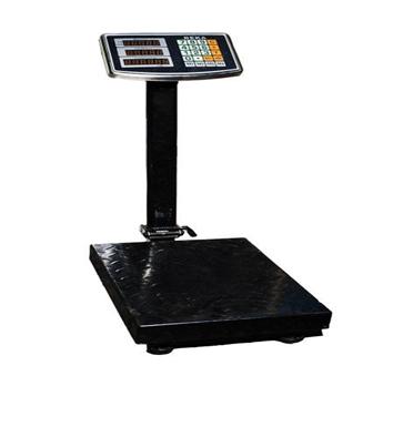 Весы 350 кг 40*50 торговые напольные большие электронные товарные базарные весы