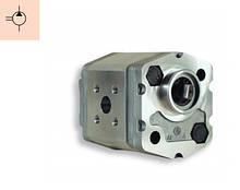 Внешние однонаправленные шестеренные насосы Marzocchi KF 1P G / Marzocchi external single gear KF 1P G pumps