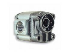 Зовнішні односпрямовані шестеренні насоси Marzocchi 1P BW / Marzocchi external single gear 1P BW pumps