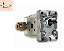 Зовнішні односпрямовані шестеренні насоси Marzocchi 1P VM Dl/ Marzocchi external single gear 1P VM Dl pumps