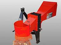 Измельчитель древесины вальцовый R-80