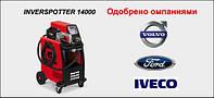 VOLVO, FORD и IVECO одобрили использование INVERSPOTTER 14000