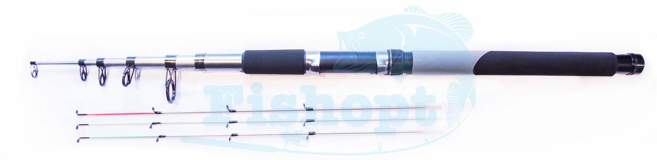 Фидерное удилище EOS Combat Tele Feeder 3,3m 40-80g